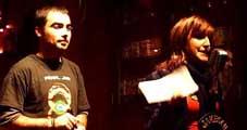 Muestra de cortos en el Pub Samarkanda